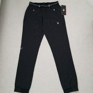 Spyder Wyse Tech Black Polyester Pants sz S sz 4